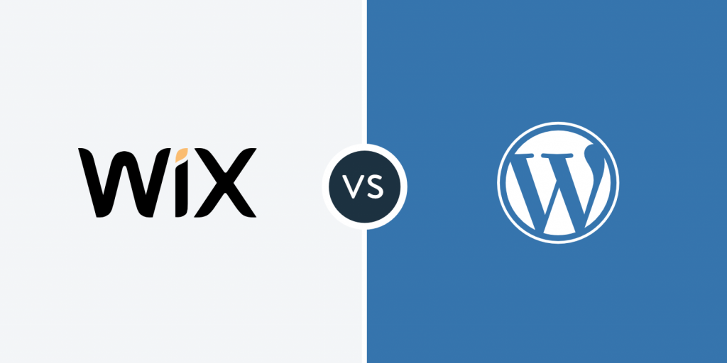 Wix o WordPress: Comparativas 2020